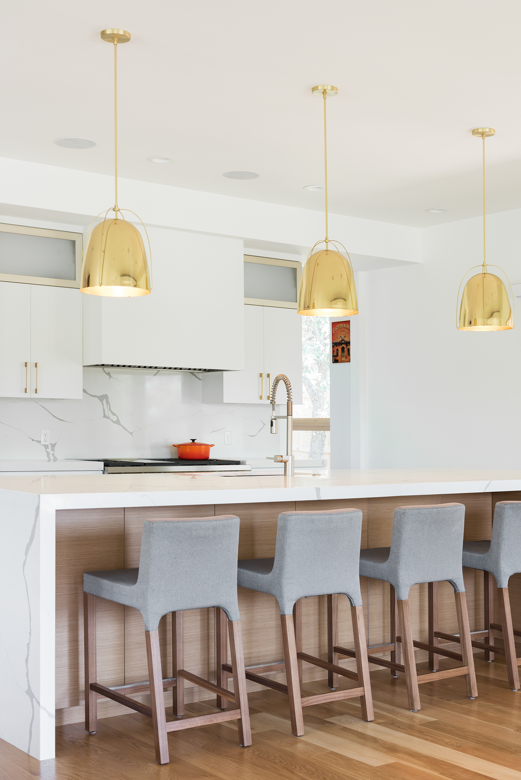 Gold Speaks: Kitchen & Dining Room Remodel (Before & After ...